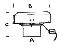 Mini-Vent Roof Unit Dimensions
